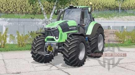 Deutz-Fahr 9340 TTV Agrotroɲ para Farming Simulator 2015