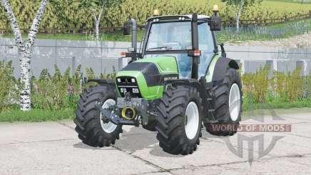 Deutz-Fahr 6190 TTV Agrotron〡xeta frontal imóvel para Farming Simulator 2015