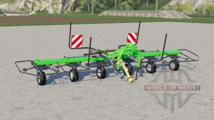 Deutz-Fahr CondiMaster 7621〡tedder para Farming Simulator 2017