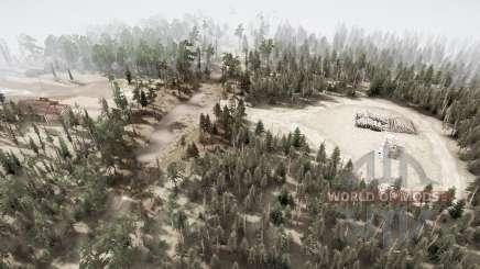 Estradas mortas para MudRunner