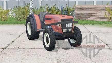 O mesmo eixo dianteiro 〡 60 mil. para Farming Simulator 2015
