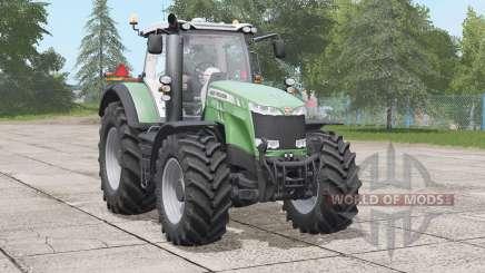Massey Ferguson 8700 série 〡 aumento da faixa de luz de trabalho para Farming Simulator 2017