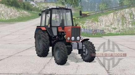 Eixo de transmissão rotativo MTZ-82.1 Bielorrússia para Farming Simulator 2015