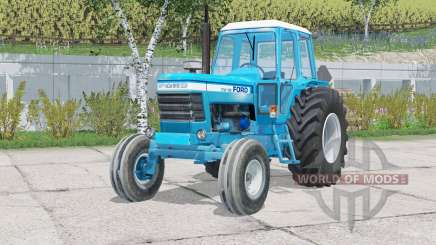 Ford TW-10〡AWD para Farming Simulator 2015