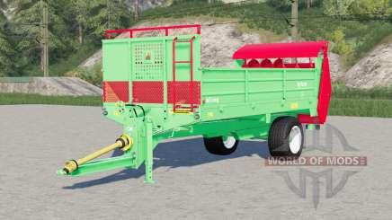 Unia Tytan 6 para Farming Simulator 2017