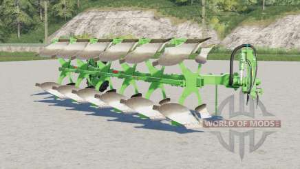 Moro Aratri EXA Raptor para Farming Simulator 2017