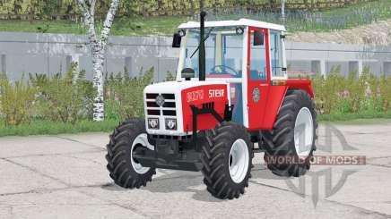 Limpador 〡seado steyr 8070A para Farming Simulator 2015