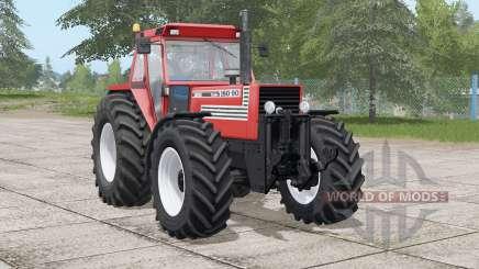 Fiat 180-90 Turbo〡diferente rodas para Farming Simulator 2017