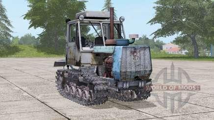T-150 na pista rastreada para Farming Simulator 2017