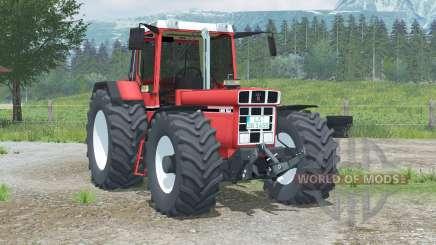 Rodas adicionais 1455 XLA〡 para Farming Simulator 2013