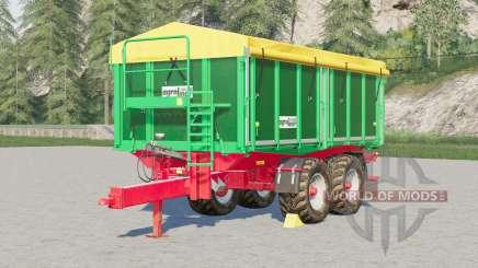 Pneus Kroger Agroliner TKD 302〡configuráveis para Farming Simulator 2017