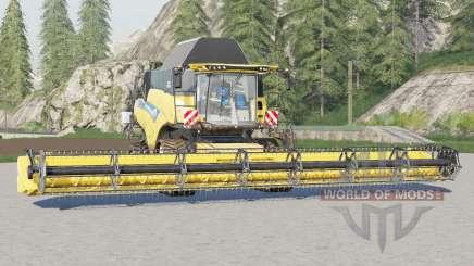 Novo Holland CR9.90 Projeto Revelação〡tank para Farming Simulator 2017