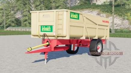 Leboulch Gold 11000 XL para Farming Simulator 2017