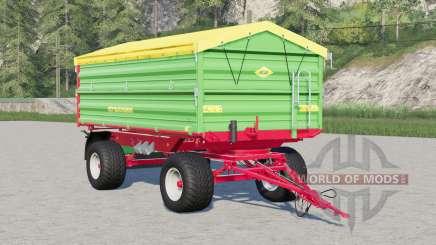 Strautmann SZK 802〡pode ser usado como uma plataforma para Farming Simulator 2017