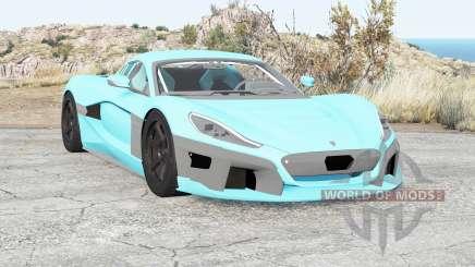 Rimac Concept Two 2018 para BeamNG Drive