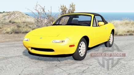 Mazda MX-5 (NA) 1993 v2.0 para BeamNG Drive