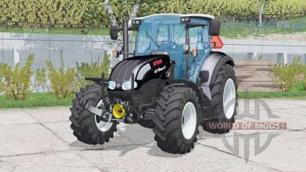 Steyr Multi 4115 Black Beauty para Farming Simulator 2015