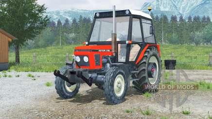 Zetor 7711〡a abertura de portas para Farming Simulator 2013