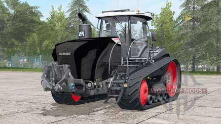 Claas Xerion 4000 TerraTraꞔ para Farming Simulator 2017