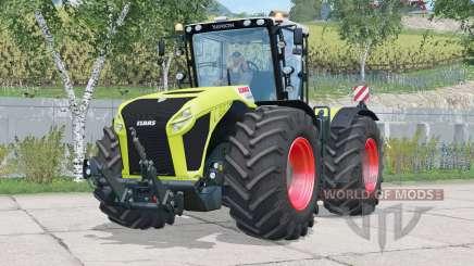Claas Xerion 4500 Trac VC〡mais potência para Farming Simulator 2015