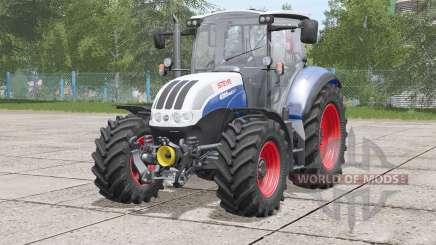 Steyr 4000 Mulƭi para Farming Simulator 2017
