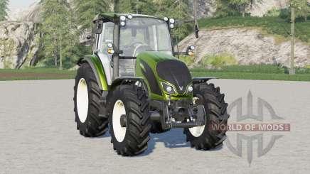 Valtra A série 〡 hidráulica frontal foi adicionada para Farming Simulator 2017