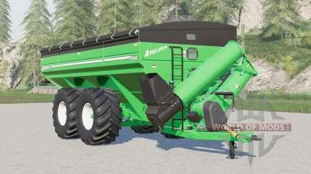 Configurações de rodas Brent Avalanche 1596〡7 para Farming Simulator 2017