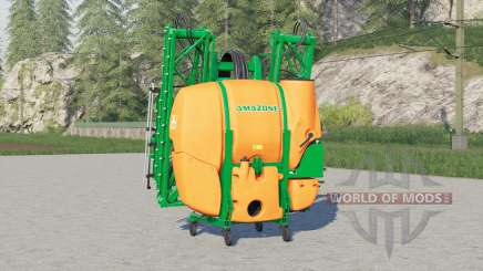 Pulverizador amazonense 〡 1201 para Farming Simulator 2017