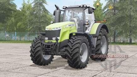 Massey Ferguson 8700 série〡 extrasvisuais para Farming Simulator 2017