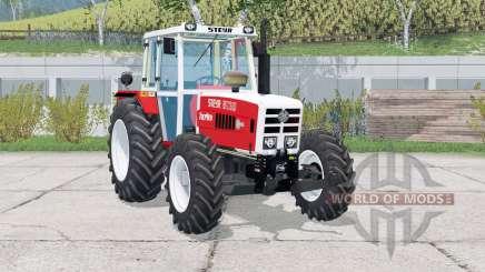 Limpador 〡 turbo 〡 steyr 8130A para Farming Simulator 2015