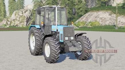 MTZ-892.2 Bielorrússia 41214 deixa rastros para Farming Simulator 2017