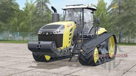 Configurações do motor 〡 série Fendt 1100 MT para Farming Simulator 2017