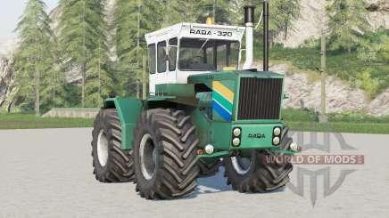 Limpador 〡 raba 320〡animado para Farming Simulator 2017