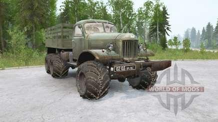 ZIL-157 para MudRunner