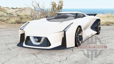 Nissan Concept 2020 Vision Gran Turismo para BeamNG Drive