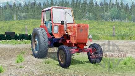 MTK-80L Portas abertas 〡 Bielorrússia para Farming Simulator 2013