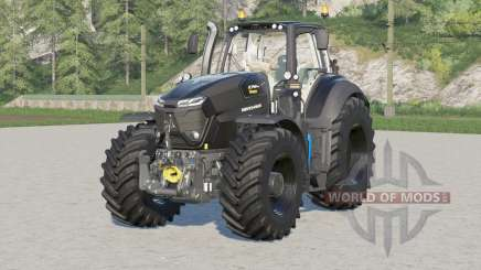 Deutz-Fahr 9340 TTV Warrioᵲ para Farming Simulator 2017
