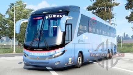 Marcopolo Paradiso 1200 6x2 (G7) para Euro Truck Simulator 2