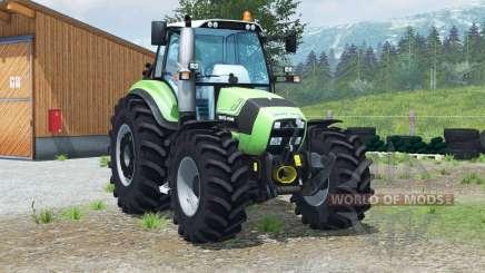 Deutz-Fahr Agrotron TTV 430〡handbrake para Farming Simulator 2013