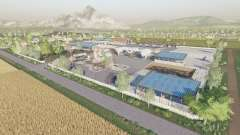 Slovak Village v1.0.1 para Farming Simulator 2017