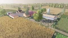 Wola Zabierzowska v1.0.0.1 para Farming Simulator 2017