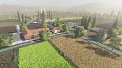 Sandomierskie Okolice v1.0.0.1 para Farming Simulator 2017