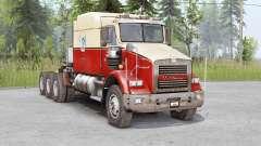 Kenworth T800 8x8 v1.3 para Spin Tires