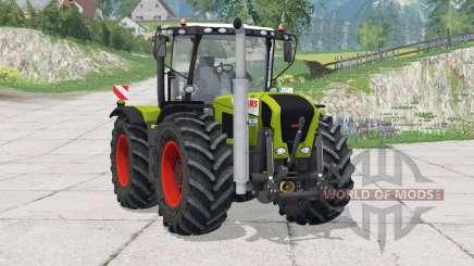 Claas Xerion 3300 Trac VC〡nova luz real para Farming Simulator 2015