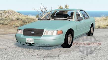 Ford Crown Victoria 2000 para BeamNG Drive