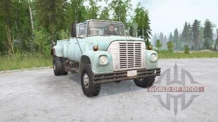 International Harvester Loadstar 1700 Crew Cab v1.1 para MudRunner