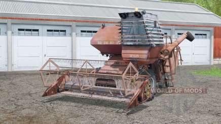 SK-5M Niva〡com equipamentos para Farming Simulator 2015
