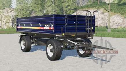 Metaltech DBL series para Farming Simulator 2017