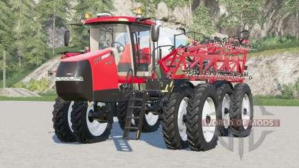 Caso IH Patriot 4440〡ro de rodas configurações para Farming Simulator 2017