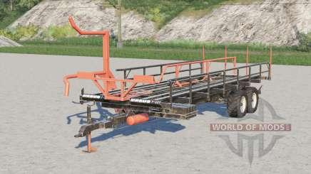 Ursus T-127 two-axle para Farming Simulator 2017